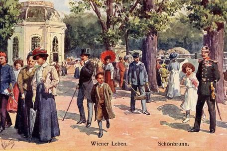 Die Historie Des Zoos Im Detail Tiergarten Schonbrunn
